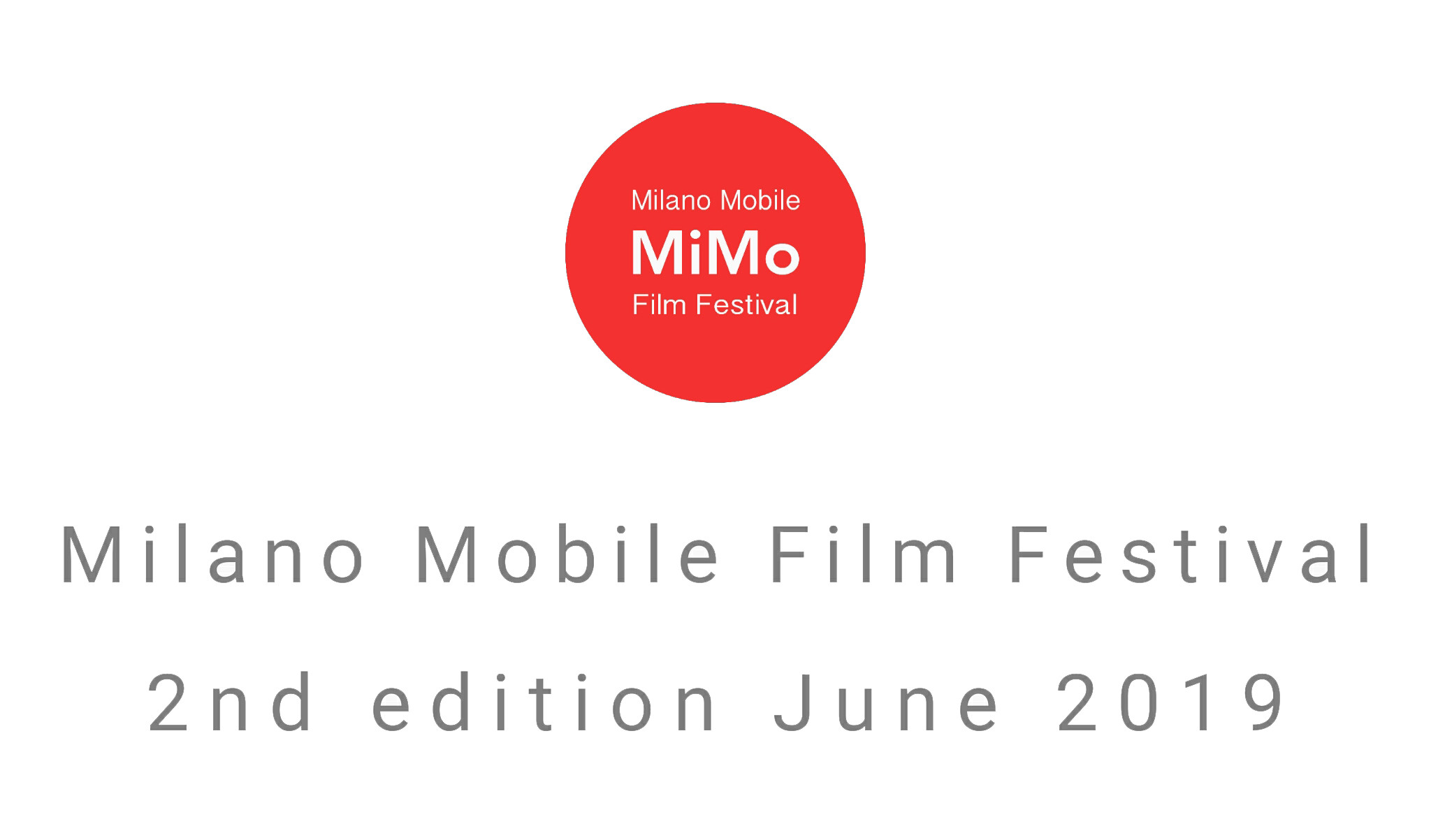 MiMo - Milano Mobile Film Festival 2nd edition June 2018